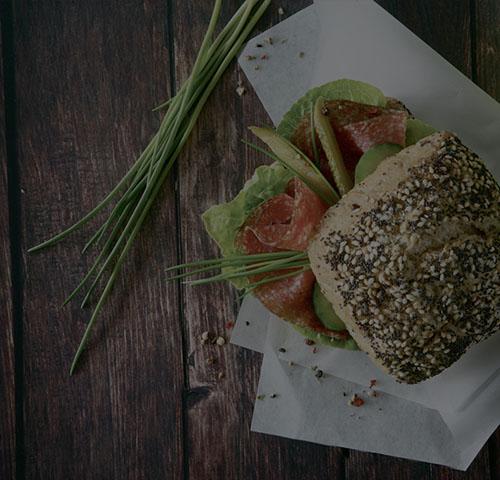 Pan de sandwich europeo Eurobakeries