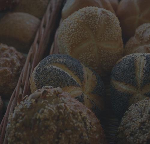 Surtido de los mejores panes de Europa Eurobakeries