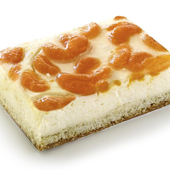 3852 Tarta de queso con mandarinas
