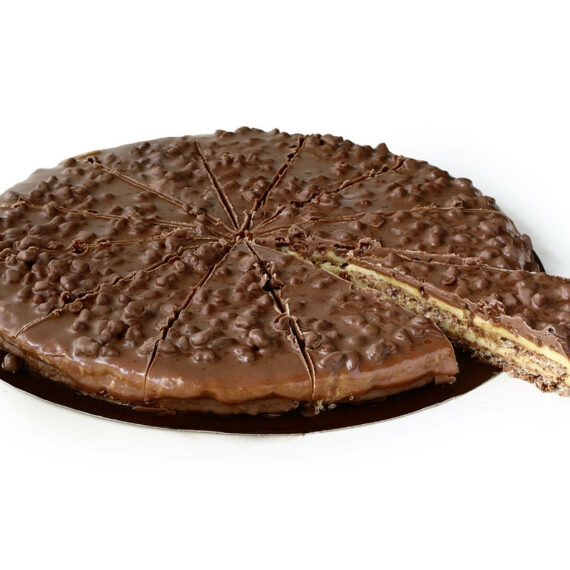4057 Tarta sueca con chocolate Daim