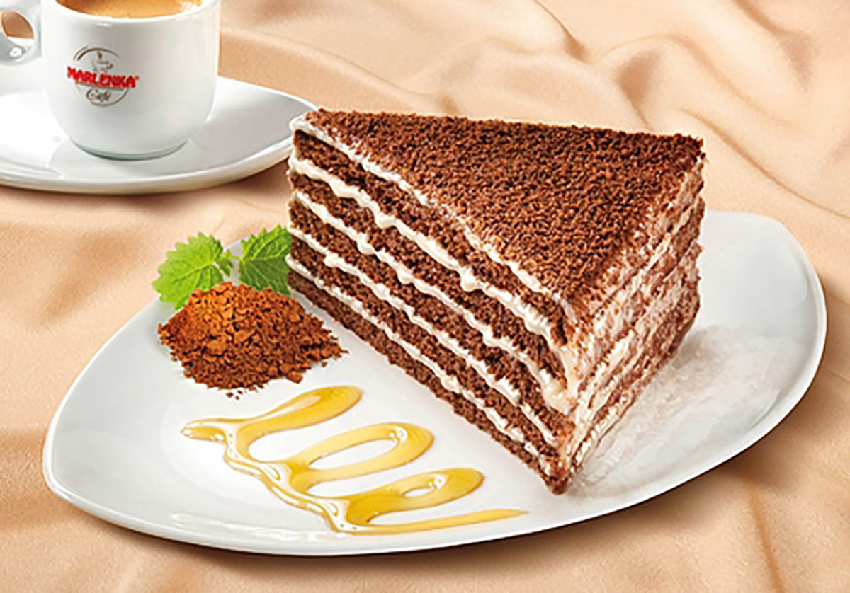 4061 Tarta checa de chocolate