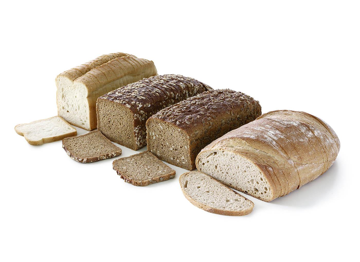 7100 Surtido de panes especiales
