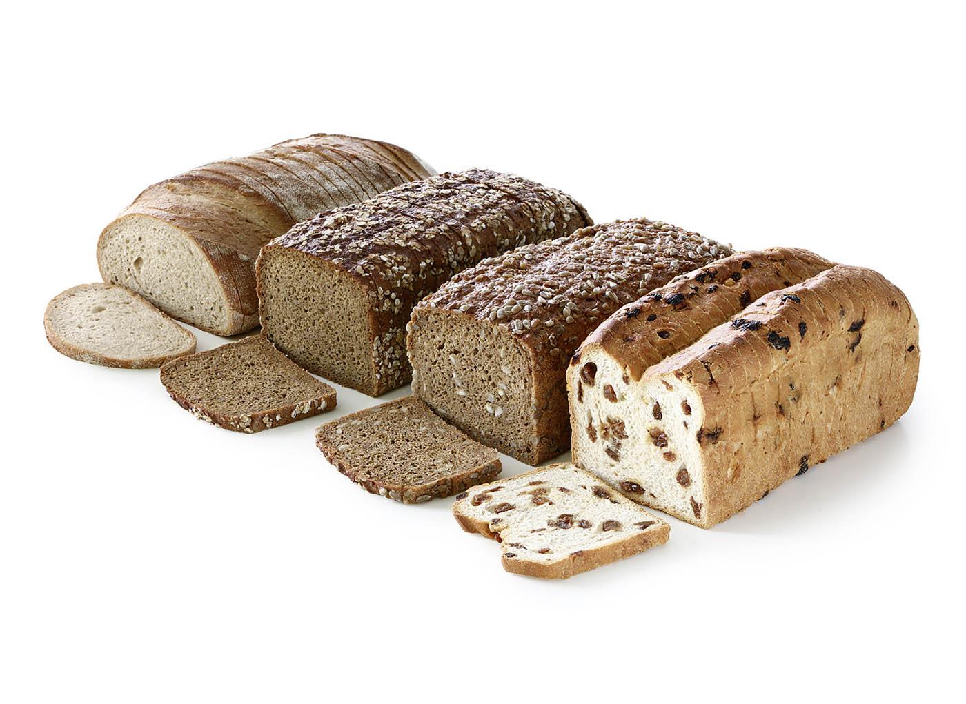 7101 Surtido de panes especiales