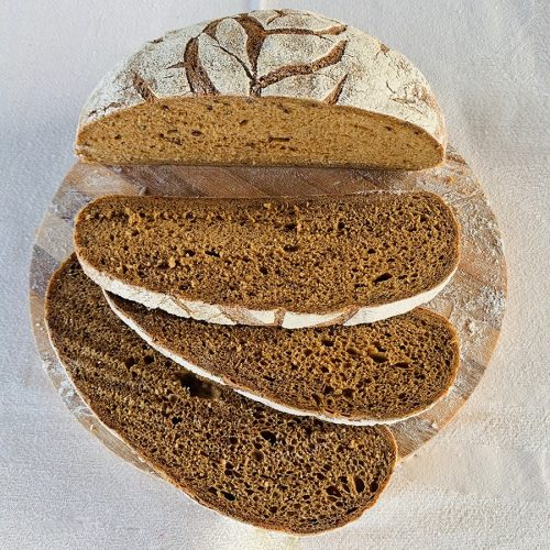 Auténtico pan alemán
